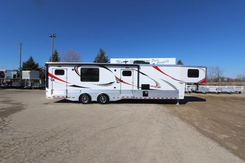 2018 Sundowner Trailers 38' Toy Hauler Other Trailer