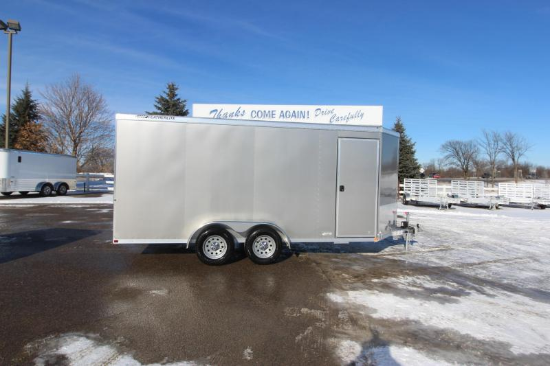 2018 Featherlite 1610 16 Enclosed Cargo Trailer
