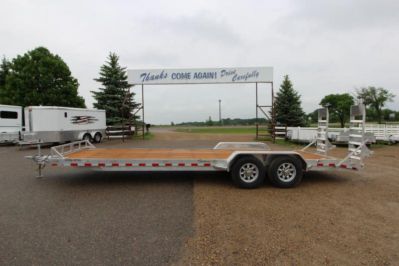 2019 Sundowner Trailers APU 24 Equipment Trailer