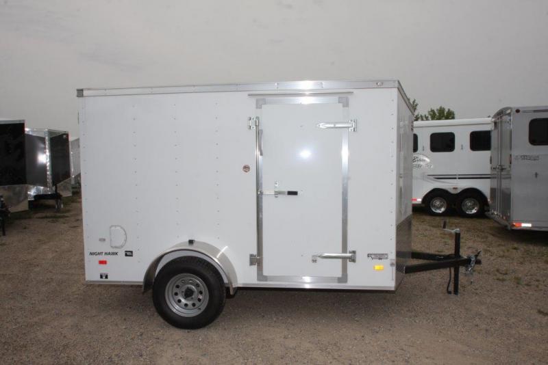 2015 American Hauler 6x10 cargo trailer