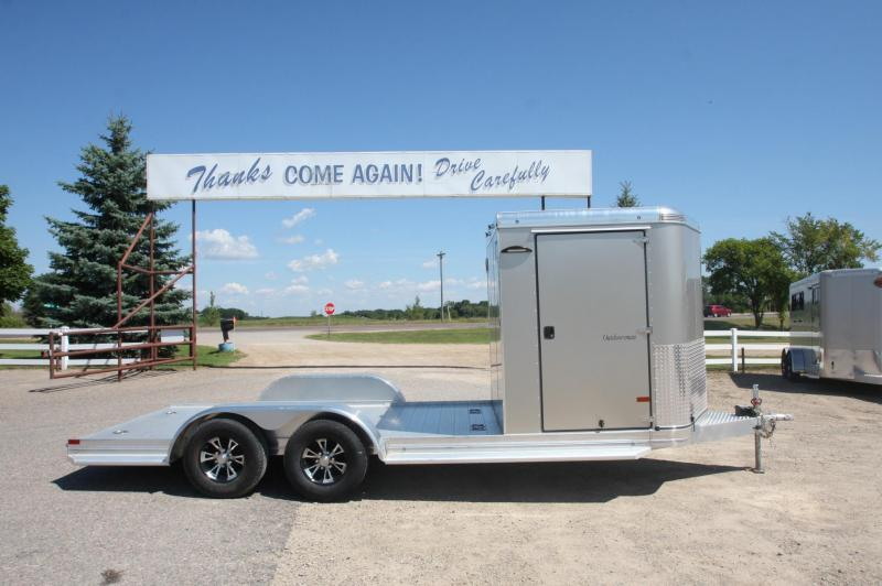 2017 Sundowner Trailers 20 Outdoorsman Car / Racing Trailer