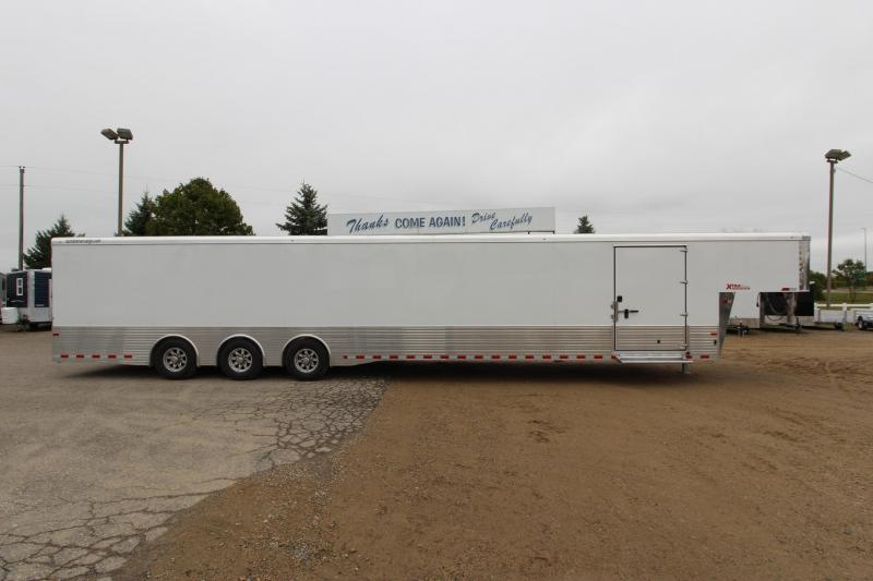 2019 Sundowner Trailers 40 GN Car / Racing Trailer