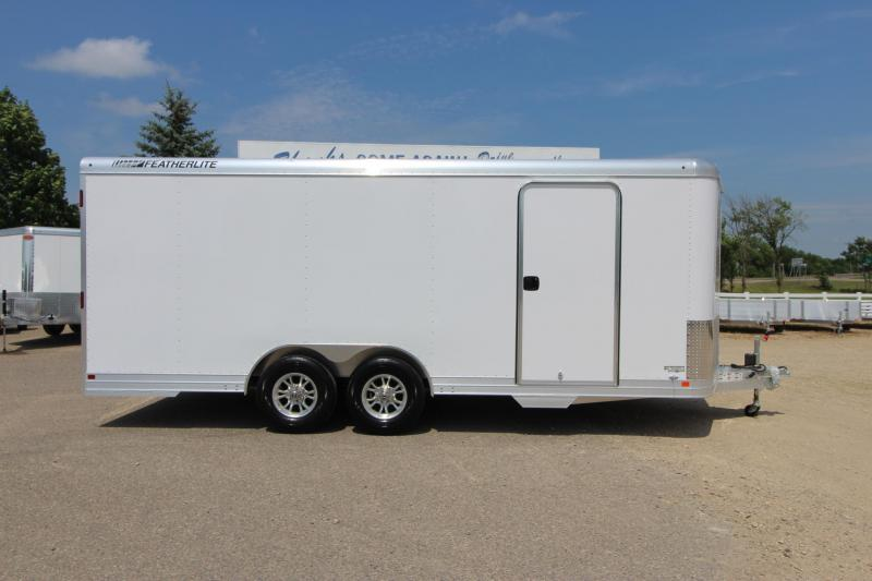 2019 Featherlite 4926 20 Car / Racing Trailer