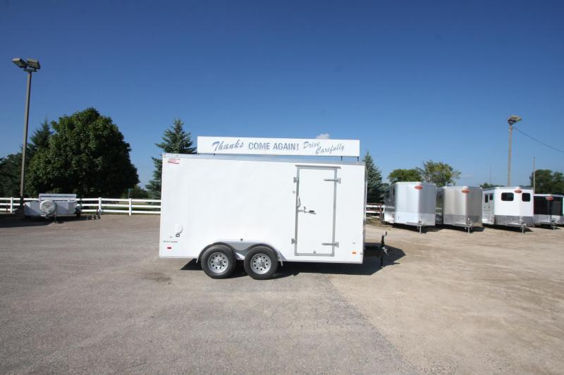 2017 American Hauler Industries NightHawk 7x14 Enclosed Cargo Trailer