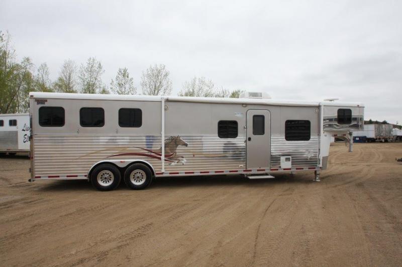 2006 American Spirit 3 horse with 14' LQ