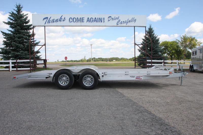 2017 American Hauler Industries 8x20 Car / Racing Trailer