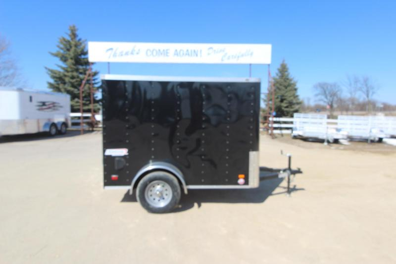 2018 Bravo Trailers Scout 5x8 Enclosed Cargo Trailer