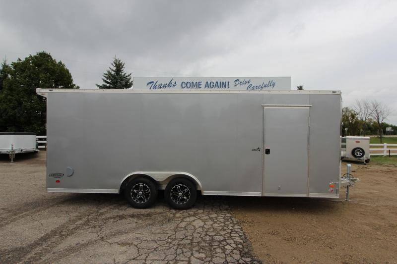 2019 Bravo Trailers 8.5x20 Car / Racing Trailer