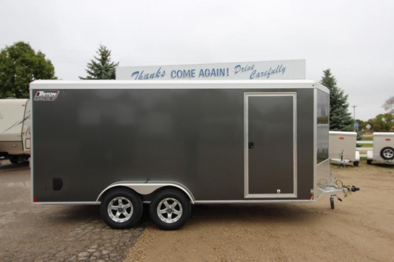 2019 Triton Vault 7x16 Enclosed Cargo Trailer