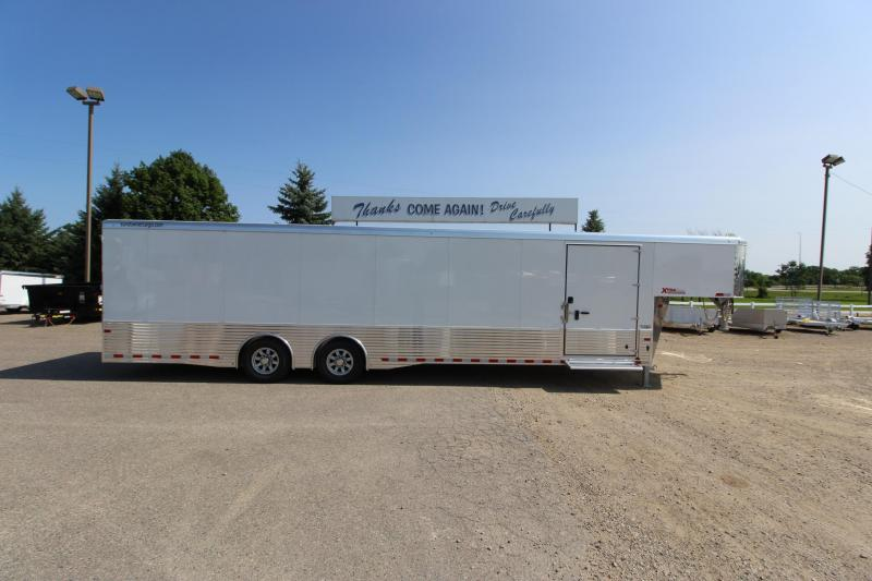2019 Sundowner Trailers 30 GN Car / Racing Trailer