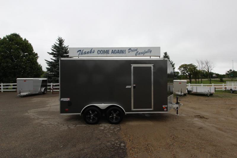 2019 Bravo Trailers 7x14 Aluminum Enclosed Cargo Trailer