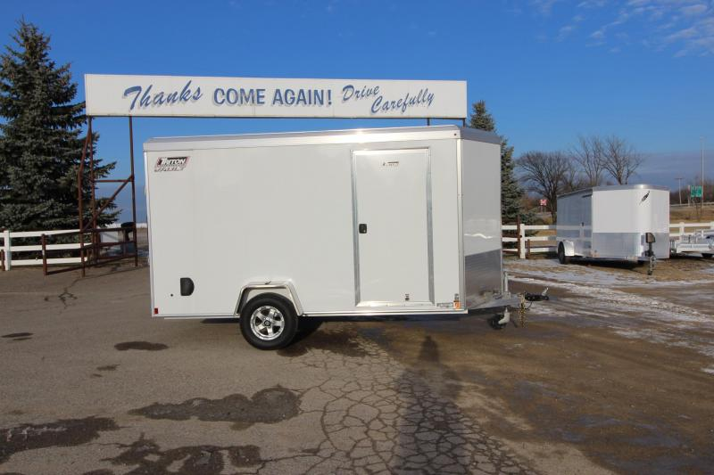 2019 Triton 6x12 66 H Enclosed Cargo Trailer