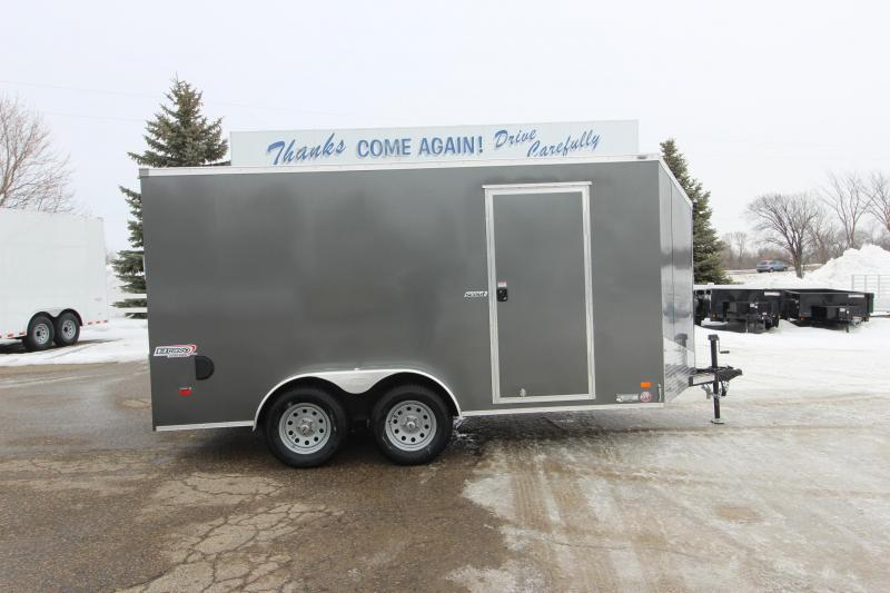 2019 Bravo Trailers Scout 7x14 Enclosed Cargo Trailer