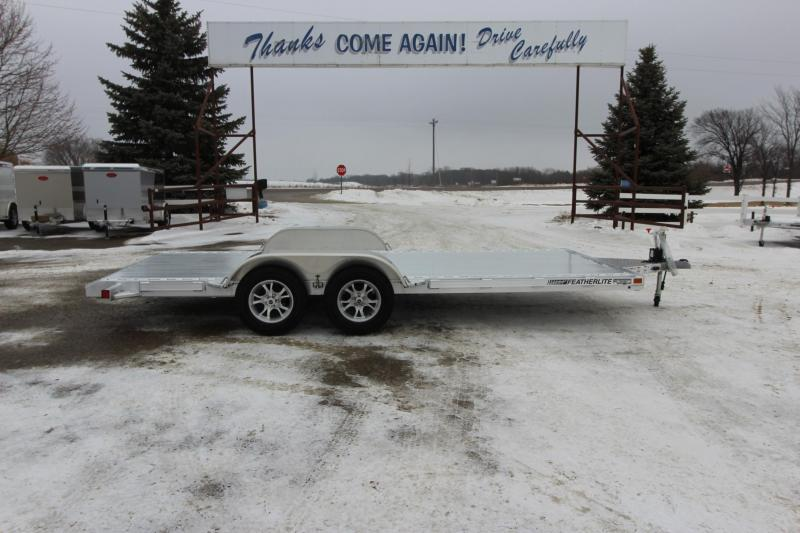 2019 Featherlite 3182 18 Car / Racing Trailer