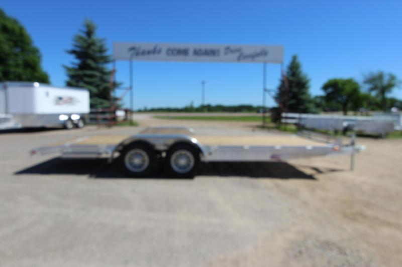 2018 American Hauler Industries 8x20 5.2k axles Car / Racing Trailer