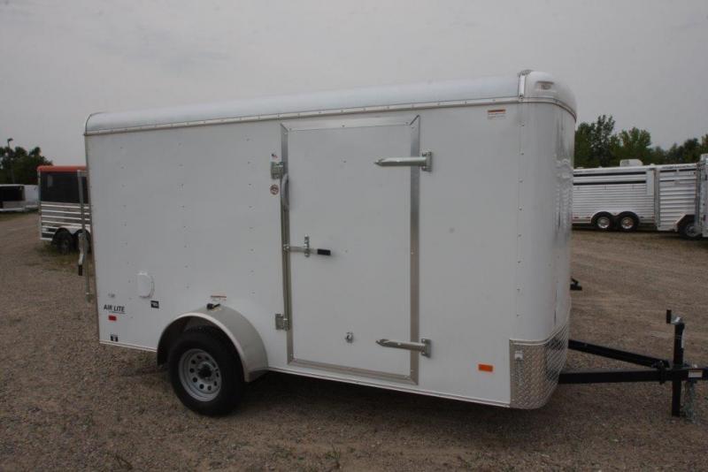 2016 American Hauler 6x12 enclosed trailer