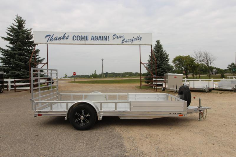 2019 Sundowner Trailers 8114 14 BP Utility Trailer