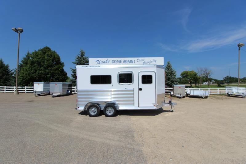 2019 Featherlite 9407 2HR BP Horse Trailer