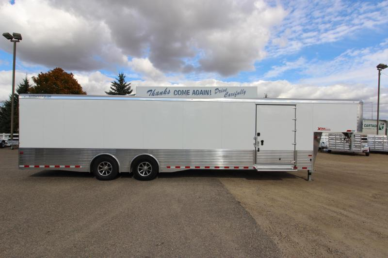 2018 Sundowner Trailers 8.5 X 30 XTRA Car / Racing Trailer