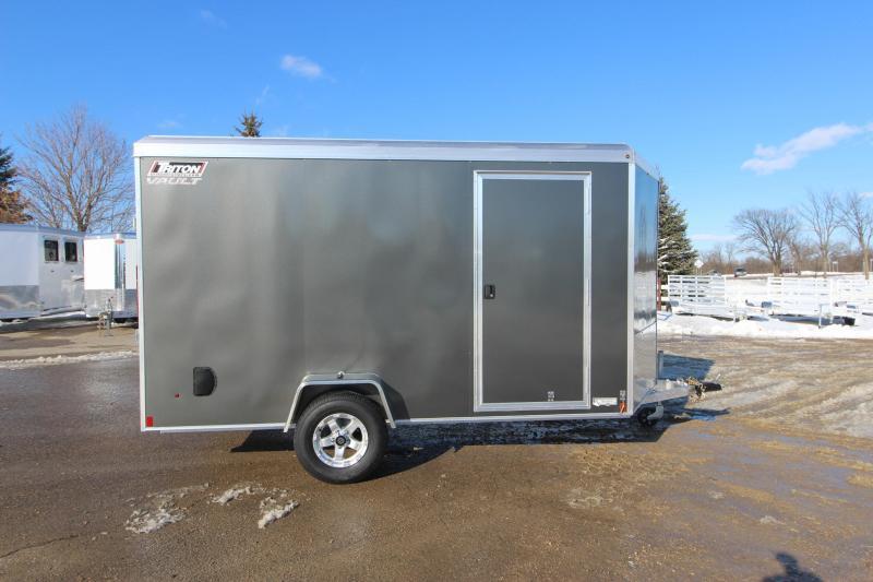 2019 Triton 7x12 66 H Enclosed Cargo Trailer