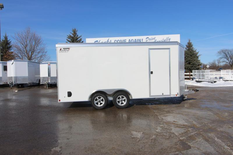 2018 Triton Trailers 8x16 Car / Racing Trailer