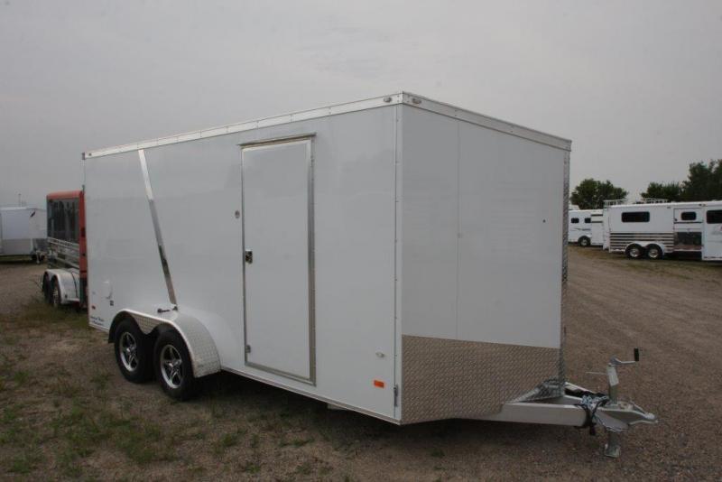 2016 American Hauler 7x16 Cargo trailer