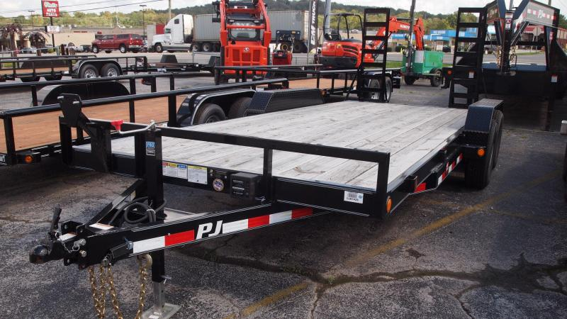 2019 PJ Trailers 20x83 CE Equipment Trailer 9990 GVWR