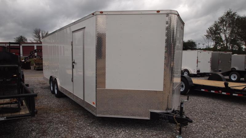 2019 Freedom Trailers 20x8.5 Freedom Enclosed Enclosed Cargo Trailer
