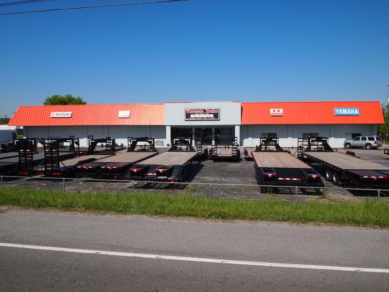 PJ TRAILERS IN STOCK! GOOSENECK FLATDECK - DUMP - TILT - SUPER WIDE - ENCLOSED -  UTILITY!!