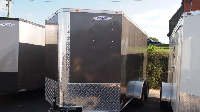 2019 Freedom Trailers 16x7 Tandem Axle Enclosed Cargo Trailer