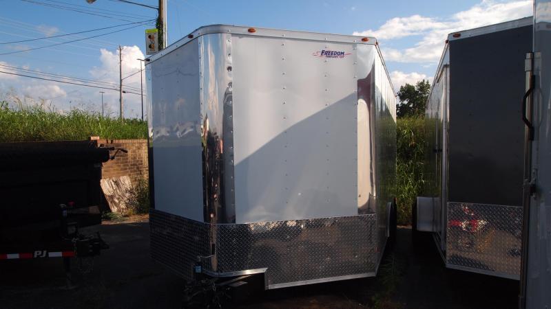 2019 Freedom Trailers 16x8.5 Tandem Axle Enclosed Cargo Trailer