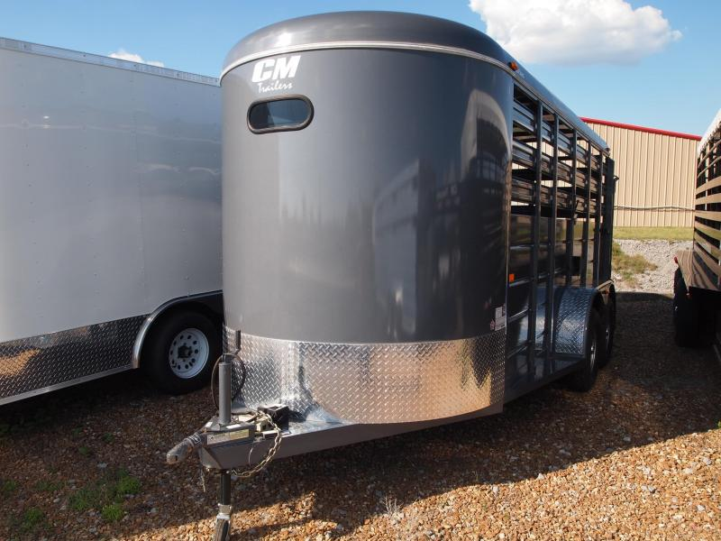 2016 CM Stocker Livestock Trailer CLOSEOUT!!!
