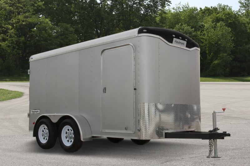 2019 Haulmark GC6X12DT2 Enclosed Cargo Trailer