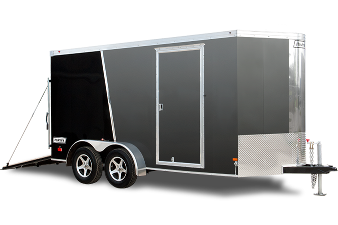 2019 Haulmark TSTV7X16WT2 Enclosed Cargo Trailer