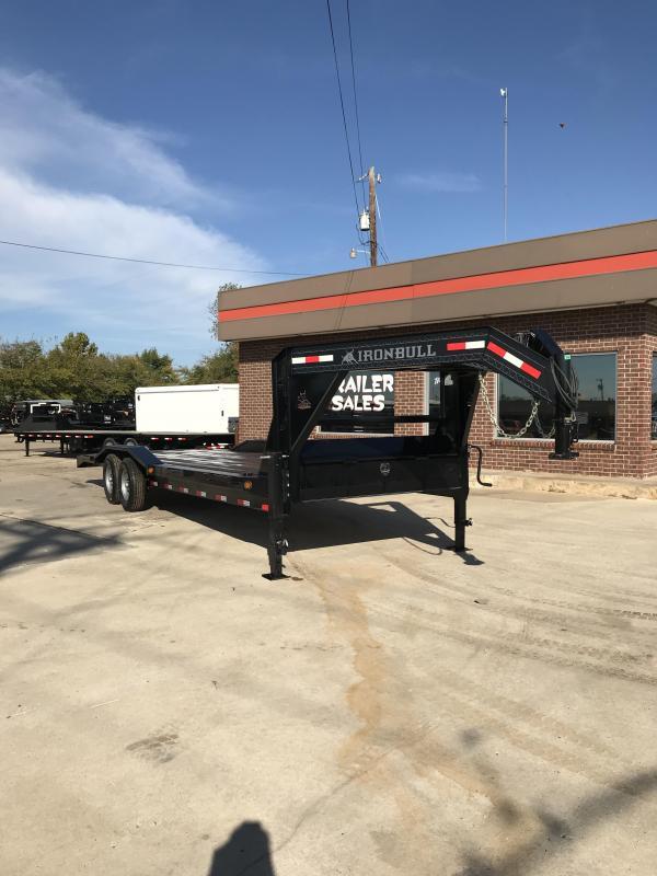 2018 Iron Bull ETG0226072 Equipment Trailer