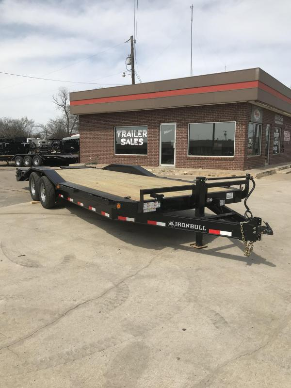 2019 Iron Bull ETB0224072 Equipment Trailer