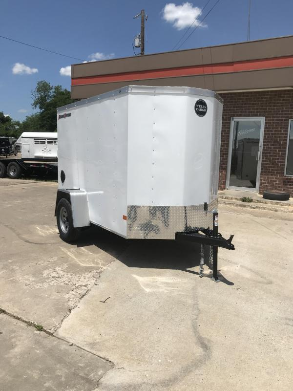 2019 Wells Cargo FAST TRACK Enclosed Cargo Trailer