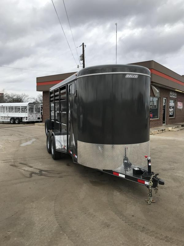 2018 Other BH0616252 Livestock Trailer