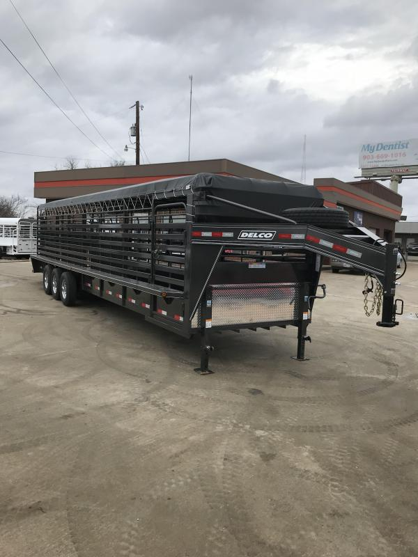 2018 Other GB6832370 Livestock Trailer