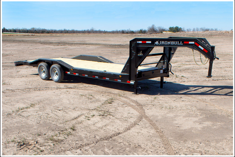 2017 Norstar TEG0228072ES2 Equipment Trailer