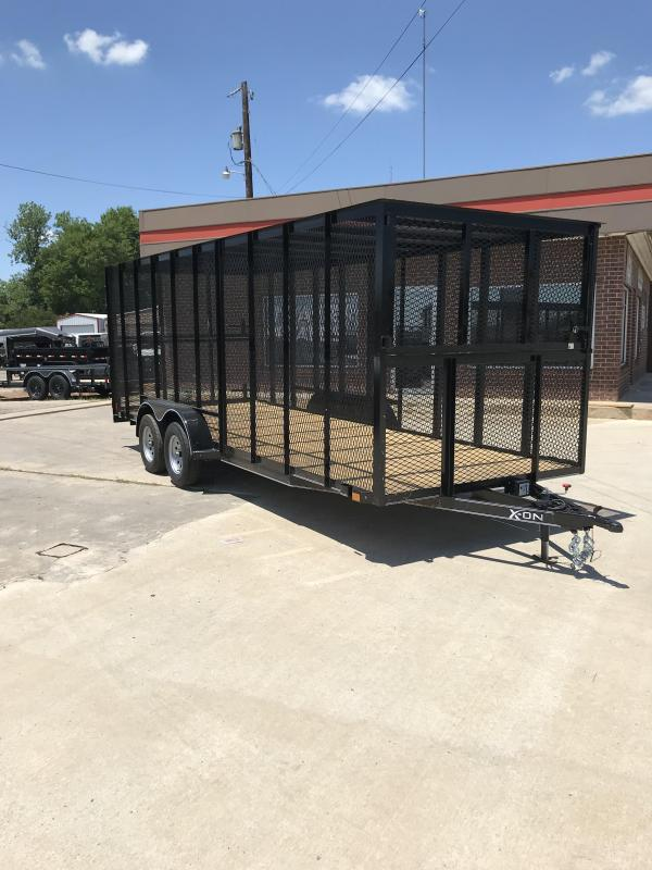 2018 X-On A-TR832023 Utility Trailer