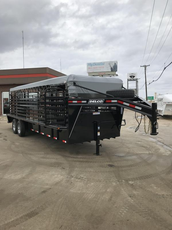 2018 Other GB6824270 Livestock Trailer
