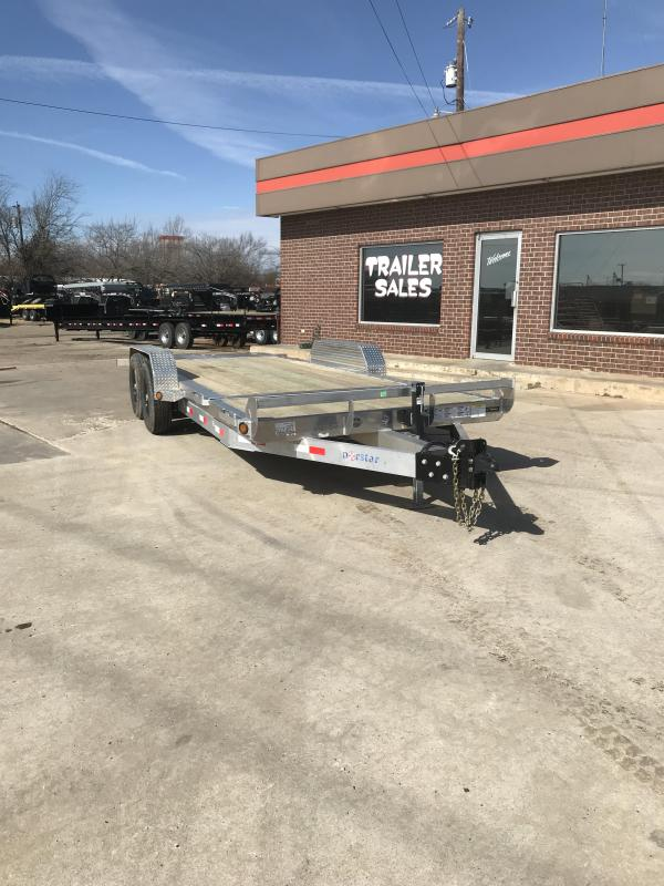 2019 Iron Bull TAB8320072 Equipment Trailer