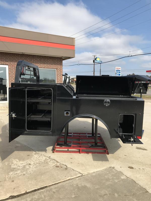 2019 Norstar SD094846002 Truck Bed