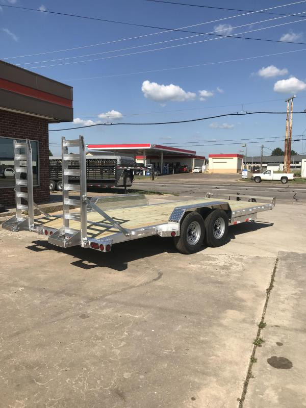 2019 Norstar EAB8320072 Equipment Trailer