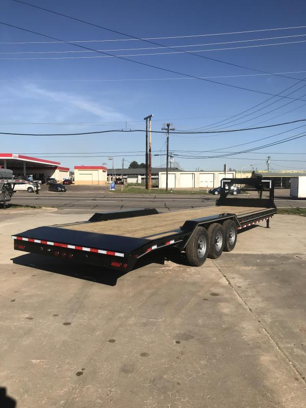 2019 Delco Trailers GC1023237 Equipment Trailer