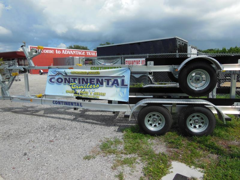 2019 Continental Trailers AS2044B Boat Trailer