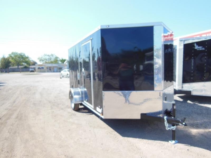 2018 Anvil 7 x 12 SA Bikers Edition Enclosed Cargo Trailer
