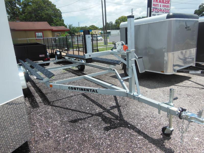 2017 Continental Trailers CP2024 PONTOON Boat Trailer