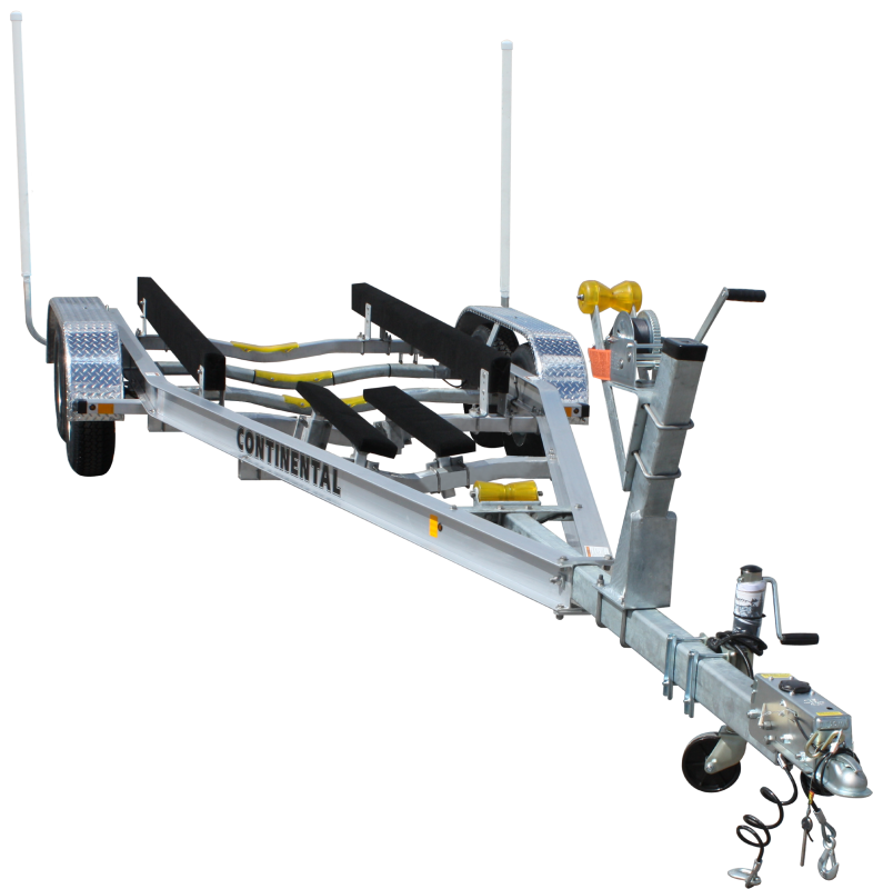 2019 Continental Trailers A2044 Boat Trailer